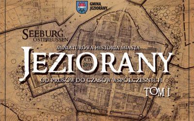 Miniaturowa historia miasta Jeziorany