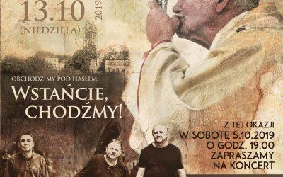 Koncert zespołu Zdążyć przed północą 5.10.2019