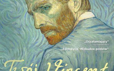 """""""Twój Vincent"""" – Seans Małego Kina Warmia 20.09.2021"""